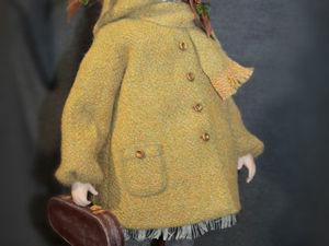 Декорируем подставку для куклы. Вариант 2. Ярмарка Мастеров - ручная работа, handmade.