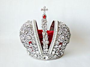 Корона Российской империи. Ярмарка Мастеров - ручная работа, handmade.