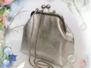 Розыгрыш сумочки  «Silver Cherry». Ярмарка Мастеров - ручная работа, handmade.