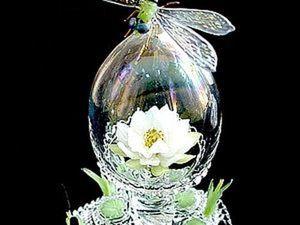 Потрясающий художник по стеклу Алексей Зель. Ярмарка Мастеров - ручная работа, handmade.