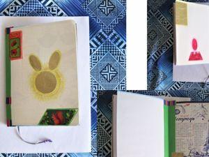 Скетчбук своими руками. Поделки с детьми из бумаги. Ярмарка Мастеров - ручная работа, handmade.