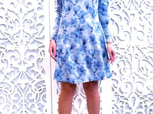 Распродажа теплых платьев. Ярмарка Мастеров - ручная работа, handmade.