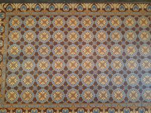 Метлахская плитка из города Метлах. Ярмарка Мастеров - ручная работа, handmade.