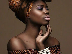 Savannah: Creating an Image in the African Style. Livemaster - handmade