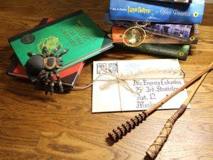 Письмо из Хогвартса своими руками (Гарри Поттер). Ярмарка Мастеров - ручная работа, handmade.