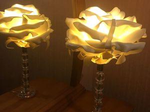 Светильники из изолона. Ярмарка Мастеров - ручная работа, handmade.