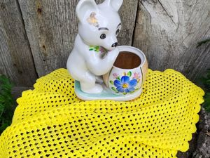 Зачем медведю мёд?. Ярмарка Мастеров - ручная работа, handmade.