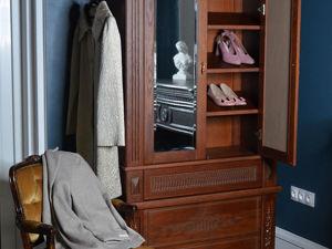 Шкаф для обуви. Эстетично, практично, индивидуально. Ярмарка Мастеров - ручная работа, handmade.