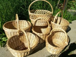 Как выбрать хорошую плетёную корзину. Ярмарка Мастеров - ручная работа, handmade.