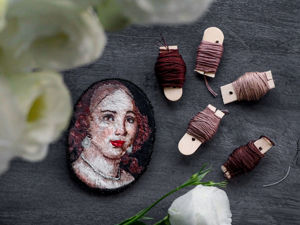 Девушка эпохи Романтизм. Ярмарка Мастеров - ручная работа, handmade.