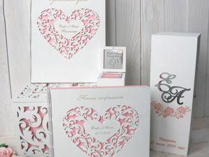 Свадьба в розовом цвете. Ярмарка Мастеров - ручная работа, handmade.