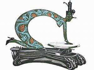 """От костяной иглы до """"гоночного болида"""".История швейной машинки.. Ярмарка Мастеров - ручная работа, handmade."""