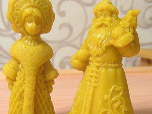 Делаем формы для отливки фигурных свечей. Ярмарка Мастеров - ручная работа, handmade.