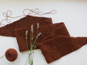 Про лаванду, платок и книгу. Ярмарка Мастеров - ручная работа, handmade.