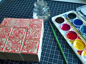 Создаем оснастки для набора штампов «Средневековые мотивы». Ярмарка Мастеров - ручная работа, handmade.