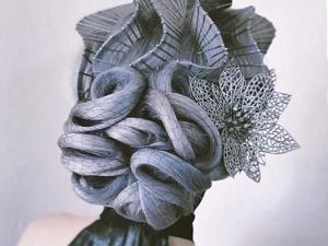 Просто добавь невидимок и лака для волос: 10 причесок, созданных Кейси Пауэлл. Ярмарка Мастеров - ручная работа, handmade.