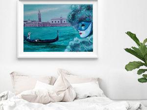 5 правил при выборе картину в спальню. Ярмарка Мастеров - ручная работа, handmade.