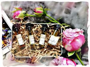 Акция на ароматы: заказ + подарок!!!. Ярмарка Мастеров - ручная работа, handmade.