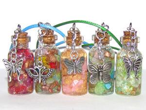 Обереги бутылочки через неделю уедут на юг. Ярмарка Мастеров - ручная работа, handmade.