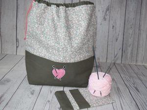 Мега-проектная сумка и органайзер. Ярмарка Мастеров - ручная работа, handmade.