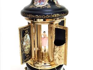 Музыкальная Карусель Итальянская Шкатулочка с Балериной. Ярмарка Мастеров - ручная работа, handmade.