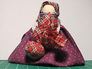 """Мастер-класс. Народная обрядовая кукла  """"Подорожница"""". Ярмарка Мастеров - ручная работа, handmade."""