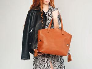 Новое прочтение сумки Элена. Ярмарка Мастеров - ручная работа, handmade.