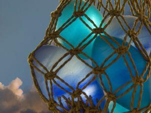 Синие камни. Ярмарка Мастеров - ручная работа, handmade.
