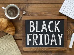 «Черная пятница»  до 30 ноября включительно. Ярмарка Мастеров - ручная работа, handmade.