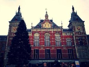 Путешествие по зимнему Амстердаму: прекрасная архитектура и интересные экземпляры необычного музея сумок. Ярмарка Мастеров - ручная работа, handmade.