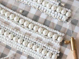 Про материалы для вышивки: виды бисера. Ярмарка Мастеров - ручная работа, handmade.