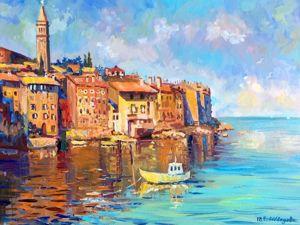 Морские пейзажи — романтичные новинки. Ярмарка Мастеров - ручная работа, handmade.