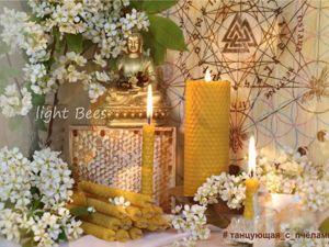 пчёлы золотыми потоками окутали Землю заботой. Ярмарка Мастеров - ручная работа, handmade.