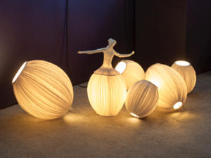 Secrets of Light: Wonderful Lamps by French Artists. Livemaster - handmade