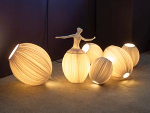 Тайны света: удивительные лампы от французских художников дарят ощущение чуда. Ярмарка Мастеров - ручная работа, handmade.