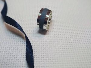 Широкое кольцо с алмазной обработкой. Ярмарка Мастеров - ручная работа, handmade.