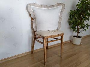 Новая жизнь старому стулу. Используем стул в предметной фотосъемке. Ярмарка Мастеров - ручная работа, handmade.