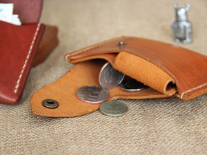 Создаем кошелек с монетницей своими руками. Ярмарка Мастеров - ручная работа, handmade.