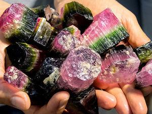 Турмалины — отделяем зерна от плевел. Ярмарка Мастеров - ручная работа, handmade.