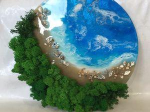 Видео моих  «Морских»  работ. Ярмарка Мастеров - ручная работа, handmade.