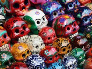 Модный тренд — череп «Калавера», праздник «День мертвых», и причем здесь Хэллоуин?. Ярмарка Мастеров - ручная работа, handmade.