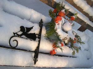 Изготавливаем рождественский кронштейн «Ангел»: видео мастер-класс. Ярмарка Мастеров - ручная работа, handmade.