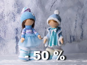 Большая распродажа кукол!. Ярмарка Мастеров - ручная работа, handmade.