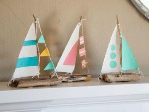 50 Handmade Ideas in Marine Style. Livemaster - handmade