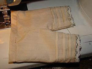 Как сшить штанишки для куклы. Часть 1. Ярмарка Мастеров - ручная работа, handmade.