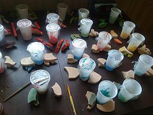 Акриловые краски: боремся с проблемой быстрого высыхания. Ярмарка Мастеров - ручная работа, handmade.