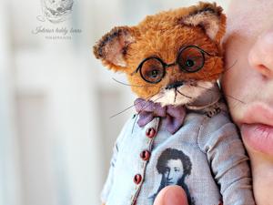 Новый лисёнок Хант. Ярмарка Мастеров - ручная работа, handmade.