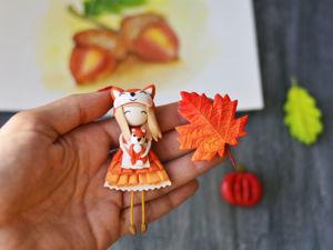 Закрыт !Осенний аукцион. Ярмарка Мастеров - ручная работа, handmade.