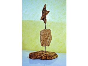 Создаем абстрактную композицию с морскими мотивами. Ярмарка Мастеров - ручная работа, handmade.