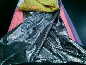 Видео ткани лайкра серебро на чёрном, 560 руб/метр. Ярмарка Мастеров - ручная работа, handmade.